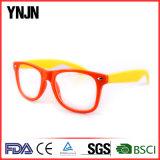Пластмасса промотирования Ynjn свободно образца цветастая ягнится Eyewear