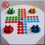 Scacchi dei giochi della racchetta della sfera di spiaggia di estate di formato di Customed
