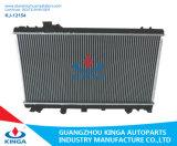 Toyota Paseo 95-97 Mtの自動車ラジエーター16400-11590/11600/11610のための高性能