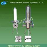 ISO 9001の熱い販売のカートリッジフィルターハウジング