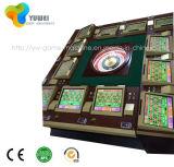 Münzen-Ausdrücker-Tisch-Spiel-freies Onlinebuchmacher-Kasino automatisierte Roulette-Maschinen