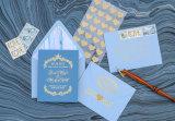 Фольги передачи тепла штемпелюя фольги цвета золота печать логоса фольги горячей алюминиевая бумажная