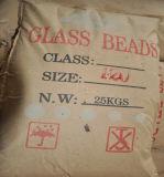 Los granos de cristal de chorro de arena de cristal cuentas abrasivas
