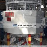Forno de lareira rotativa para mineração de assados e assados não metálicos