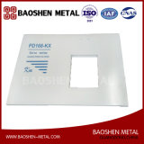 電気ボックスまたはシェルのための機械装置部品を形作る粉のコーティングのシート・メタルの製造