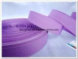 cinghia viola della tessitura del poliestere 150d/300d per i sacchetti