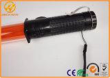 Nachladbarer LED Verkehrspolizei-Taktstock der Qualitäts-Zoll-