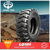 17.5-25 17.5r25 23.5-25 23.5r25 G2/L2 E3 L3 Superhawk 상표 편견 OTR 타이어 광선 OTR 타이어