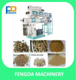3-15 la máquina de la pelotilla de la alimentación de los pescados de T/Hshrimp/, Engranaje-Rive el molino de la pelotilla