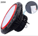 Bucht-Beleuchtung-Licht-Lampe 14000lm UFO-200W 130lm/W IP65 LED hohe