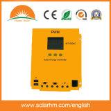 (HM-4880) Regulador solar de la carga de la pantalla de la fábrica 48V80A PWM LCD de Guangzhou