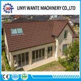 다채로운 지붕용 자재 모래에 의하여 입히는 금속 지붕널 지붕 또는 기와