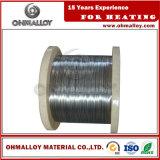 AWG 22 24 26 28 32 Fecral23/5製造者0cr23al5ワイヤー鉄のクロムアルミニウム