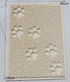 stuoia quadrata del pavimento dell'animale domestico del rifornimento dell'animale domestico di 40*60cm