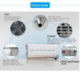 generador portable del ozono del ozonizador de la instalación 10g para la purificación del aire de la conservación en cámara frigorífica