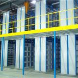 Mezanino dos níveis do fabricante 2 de China com Grating de aço