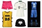 Vinilo textil termotransferible PU para el baloncesto Jersey, hierro en el vinilo de la camiseta, vinilo de corteq
