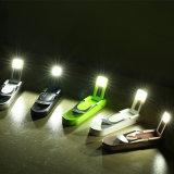 Bewegliche nachladbare Energien-Bank 3000mAh mit faltbarem LED-Feuerzeug