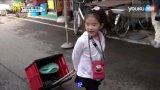 Plastik gefalteter Einkaufswagen für Markt