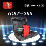 プラスチックケース(IGBT-160M/180M/200M)が付いているMMA IGBTの溶接機