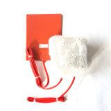 Calefator elétrico personalizado venda por atacado do silicone da fábrica com baixas energias