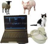Machine portative d'ultrason de dispositif de diagnostic d'ultrason de vétérinaire
