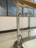 Modèle en verre de pilier de pêche à la traîne d'acier inoxydable