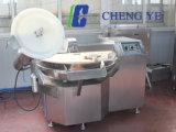Galinha da carne da máquina de estaca 125L do cortador da bacia da salsicha 60~80kg