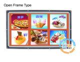 43デジタル表記LCDのディスプレイ・モニター(MW-431AVN)を広告するインチ完全なHDのビデオ