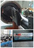 Axle трейлера 11t 12t 13t 14t 16t Америка и BPW для перевозки