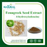 Pó natural do extrato da semente de feno-grego de 100%/pó semente de feno-grego