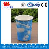 Copo de papel descartável, copo quente de Pepar da bebida