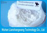 얻는 근육 CAS 5949-44-0를 위한 처리되지 않는 스테로이드 테스토스테론 Undecanoate