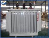 transformateur immergé dans l'huile de distribution de 3phase 500kVA 630kVA
