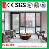 Энергосберегающий Размер-Подгонянный алюминиевый сплав Windows и двери
