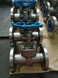 API 6D 150lb/300lb De Fabrikant van de Kogelklep