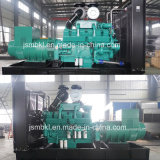 potência 1100kw/1375kVA que gera o jogo com o motor Diesel de Cummins