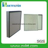 Filtro de la eficacia alta con el marco de aluminio
