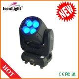 4 occhi che spostano indicatore luminoso capo dotato di 4X25W 4in1