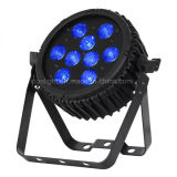 DMX Sound Active 9X10W RGBWA Outdoor LED PAR Light