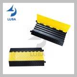 Protetor de borracha do cabo da canaleta barata do alto densidade 4 do preço