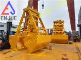 Os chineses agarram a garra hidráulica da parte superior do único gancho para o guindaste da embarcação com entrega curta