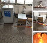 El diamante del horno de inducción de alta frecuencia filetea la soldadura
