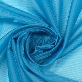 Jacquardwebstuhl-Nylongewebe des vertikalen Streifen-15D für im Freienkleidsun-Schutz