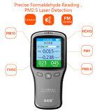 屋内レーザーPm2.5 Tvocセンサーの多機能のスマートな大気汚染の探知器