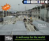 Nr., 1 Fabrik-Lieferanten-bewegliches vorfabriziertes Gebäude für Arbeitslager/Guangzhou/Foshan