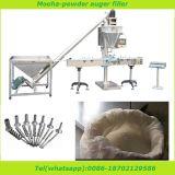 Pó de caril / Pó químico / Pó de branqueamento / Pó de detergente Suporte de saco de empacotamento Máquina de embalagem de enchimento