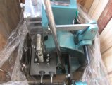 Tamaño A4 manual de la máquina de estampado en caliente de la máquina que broncea