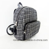 China-Großhandelsform-Dame Canvas Backpack (NMDK-061403)