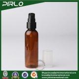 бутылка брызга янтарного любимчика бутылки 1.7oz сыворотки внимательности кожи шайбы цвета 50ml пластичного лицевого пластичная с насосом лосьона